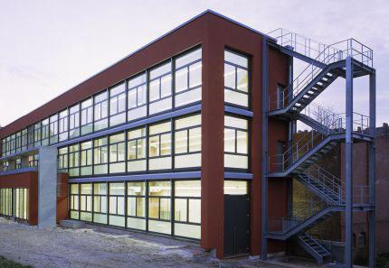 Prosklené fasády